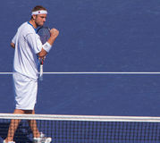 Mardy FISH at the 2009 BNP Paribas Open Royalty Free Stock Photos