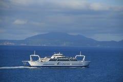 Mare adriatico, Grecia Immagini Stock