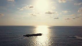 Mare al tramonto archivi video