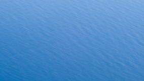 Mare blu profondo Fotografia Stock