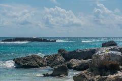 Mare caraibico Fotografia Stock Libera da Diritti