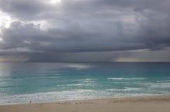 Mare caraibico Immagini Stock
