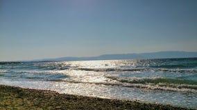 Mare & cielo fotografie stock libere da diritti