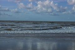 Mare del Nord Immagine Stock