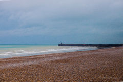 Mare del Nord Fotografie Stock