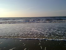 Mare del Nord Fotografia Stock Libera da Diritti