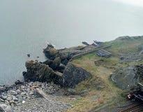 Mare dell'Irlanda Fotografie Stock