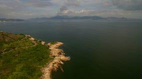 Mare della Cina Meridionale fotografie stock