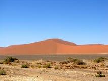 Mare della duna fotografia stock libera da diritti