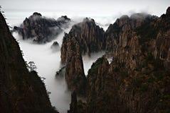 Mare della nube Fotografie Stock Libere da Diritti