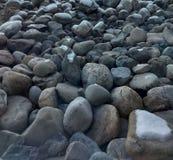 Mare della pietra Fotografie Stock Libere da Diritti