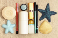 mare della sabbia delle estetiche Fotografie Stock