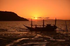 MARE DELLE ANDAMANE DELL'ASIA MYANMAR MYEIK immagini stock libere da diritti