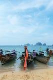 Mare delle Andamane a Krabi Immagine Stock