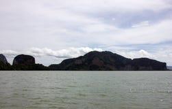 Mare delle Andamane Phuket Tailandia Immagini Stock Libere da Diritti