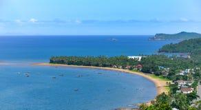 Mare di Andaman fotografia stock libera da diritti