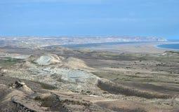 Mare di Aral Fotografie Stock Libere da Diritti
