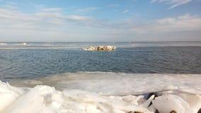 Mare di Azov fotografia stock libera da diritti