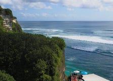 Mare di Bali Immagine Stock