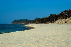 Mare di Baltick Fotografia Stock