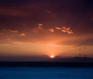 Mare di Giappone Fotografia Stock
