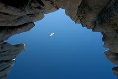 Mare di Giappone. Autunno. 8 Fotografie Stock Libere da Diritti