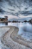 Mare di Giappone. Isola 5 fotografie stock