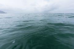 Mare di inverno Fotografie Stock