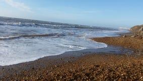 Mare di inverno Immagine Stock