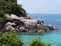 Mare di Koh Tao Immagine Stock Libera da Diritti