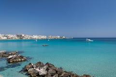 Mare di Otranto fotografie stock