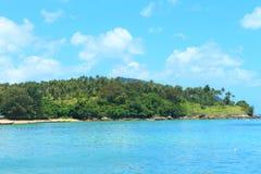 Mare di phuket 2 Fotografie Stock Libere da Diritti