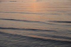 Mare di Serene Baltic Immagini Stock