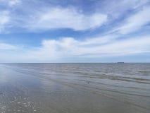 Mare di Wadden Immagini Stock
