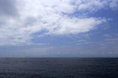 Mare di Yilan Fotografia Stock