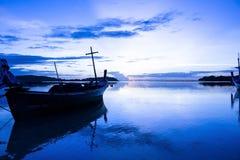 Mare e cielo Fotografie Stock Libere da Diritti