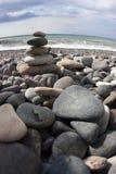 Mare e pietre Fotografia Stock Libera da Diritti