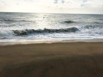 Mare e spiaggia fotografia stock
