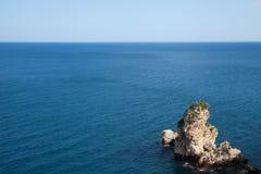 Mare ionico. immagine stock libera da diritti