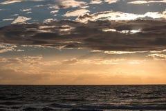 Mare ionico fotografia stock