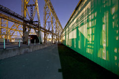 Mare Island Infrastructure Stock Photos