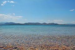 Mare Italia Fotografie Stock