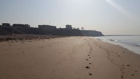 Mare Karachi Immagine Stock Libera da Diritti