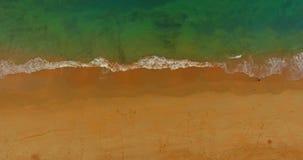 Mare, litorale e spiaggia stock footage