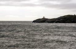 Mare in Norvegia del Nord Fotografie Stock