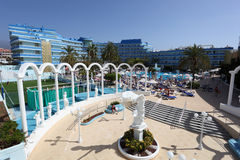Mare Nostrum Resort, Tenerife Royalty Free Stock Images