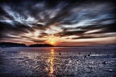Mare orientale fotografie stock libere da diritti