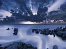Mare Scape fotografie stock libere da diritti