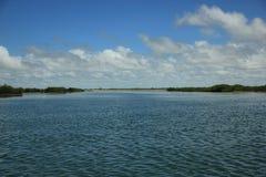 Mare Senegal fotografia stock