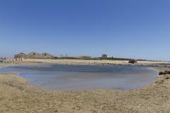 Mare siciliano Immagine Stock